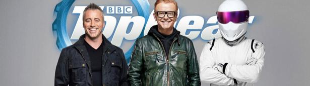 Meet the New Co-Host of Top Gear: Matt LeBlanc [w/videos]