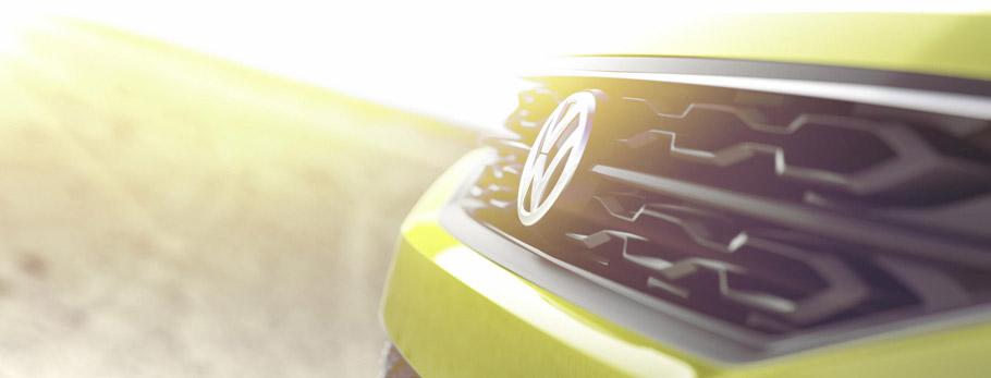 Volkswagen SUV Concept Third Teaser