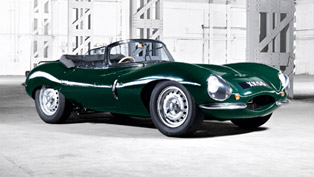 World's First Super Car, 1957 Jaguar XKSS, to be Rebuilt
