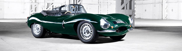 World's First Super Car, 1957 Jaguar XKSS, to be Rebuilt