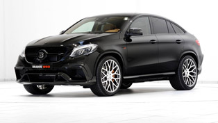 what happens when you make the fastest and most powerful mercedes-benz gle 63 coupe in the world? here's the answer!
