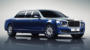 mulsanne grand limousine by mulliner: refinement beyond measure