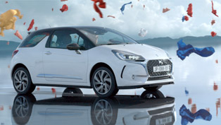 2016 DS 3 Performance Presents Itself in a Special TV Spot [w/video]