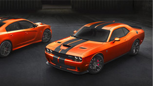 dodge releases new exterior color lineup for charger and challenger models