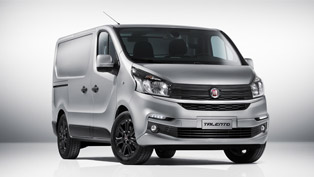 Stylish and Useful, FIAT Talento is Ready to Aid Those in Need