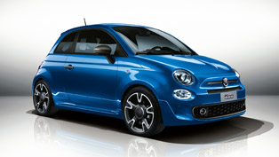 Sweet and Handsome, FIAT 500S Received Tons of Attention at the Geneva Show