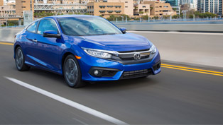 2016 Honda Civic Coupe: Fresh And Agile, Cozy and Beautiful