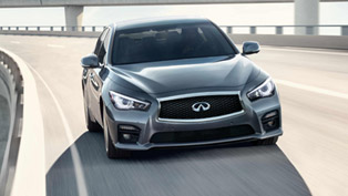 2016 infiniti q50 offers a competitive pricing in a luxury package