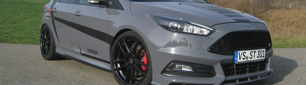 JMS Releases Styling Package for Ford Focus ST