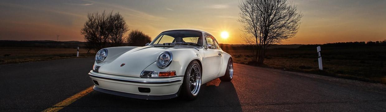 Kaege Porsche 911 Evergreen Front View