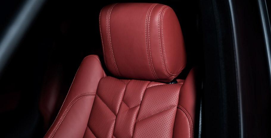 Kahn Range Rover Sport RS Pace Car Interior