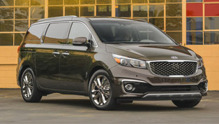 2016 Kia Sedona is Pure Eye-Catcher and Here is Why