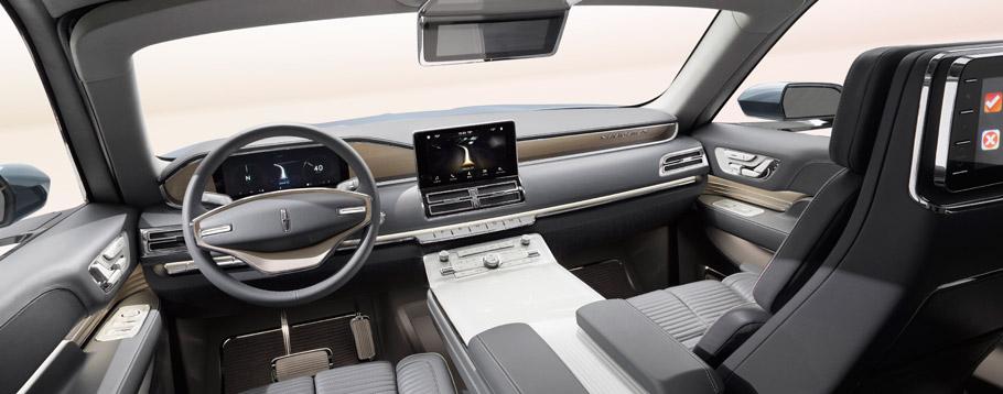 2016 Lincoln Navigator Concept