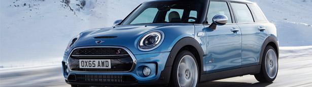 Two Fresh Models Will Join the MINI Family at the New York Auto Show