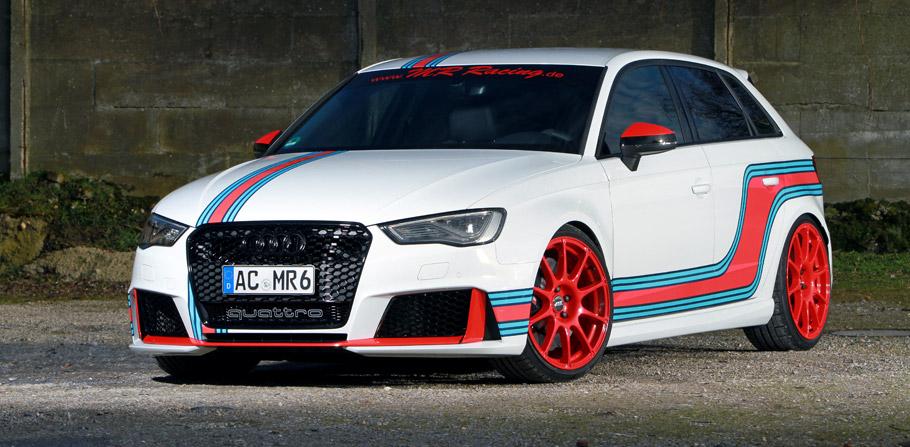 2016 MR Racing Audi RS3