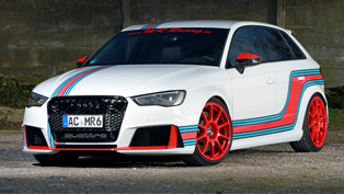 MR Racing Proudly Present the Almighty Audi RS3