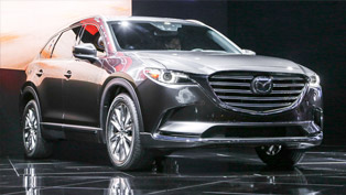 mazda announces details for the 2016 cx-9 model