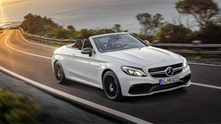 You Need to Drive the new Mercedes-AMG C63 Cabriolet! The Reason is Hidden Under the Hood