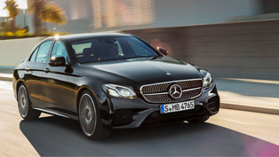 streets await their new king: the almighty mercedes-amg e 43 4matic