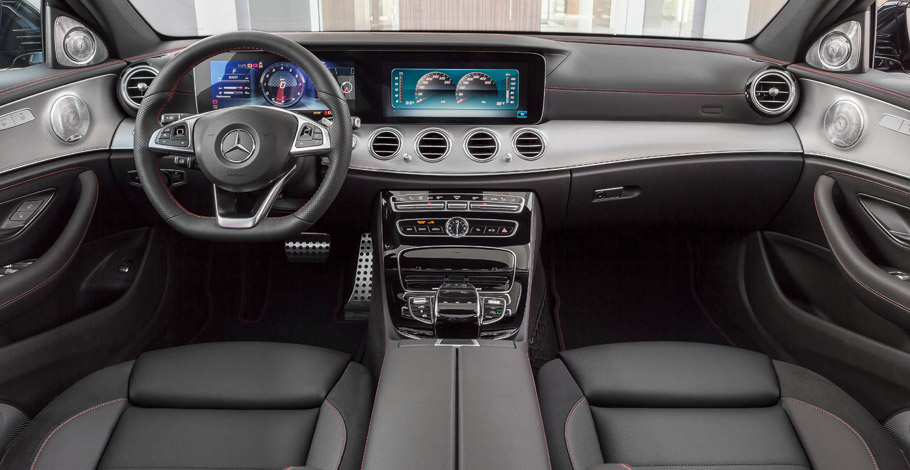 2016 Mercedes-AMG E 43 4MATIC