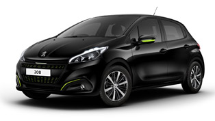 Peugeot Releases A Limited Run of the 208 Model