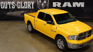 Ram And the Proud Rose of Texas: Style And Tradition in One Vehicle