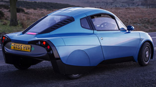 The Ultra-Efficient Riversimple RASA Will Make Its Debut at the London Motor Show