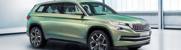 We Have Told You About SKODA VisionS, But We Havent's Told You About Brand's Plans. Here They Are