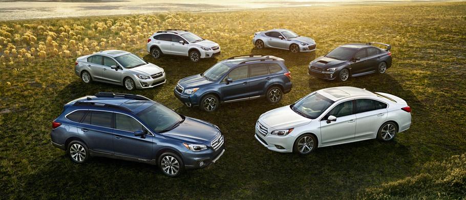 2016 Subaru Family