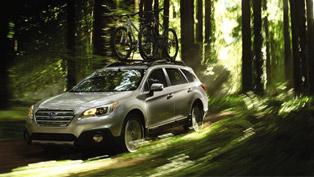 2016 Subaru Outback Takes Home a Prestigious Award