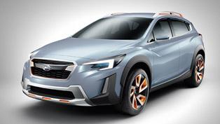 Geneva Debuting Subaru XV Concept Previews Future Design Direction