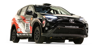 Ryan Millen and His Trustworthy Toyota RAV4 SE Are Ready for Some Track Action