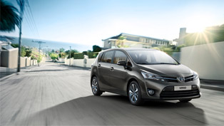 Safety First for 2016 Toyota Verso