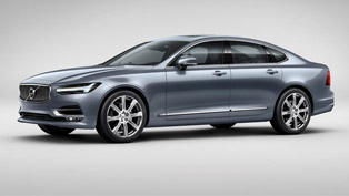 Volvo Releases the Swedish Beasts: 2017 V90 and S90 Are Available For Order