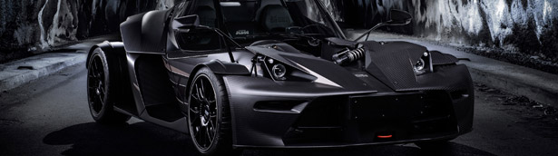 You Have to See the KTM X-Bow GT Black Edition Before You Watch the New Batman Movie!