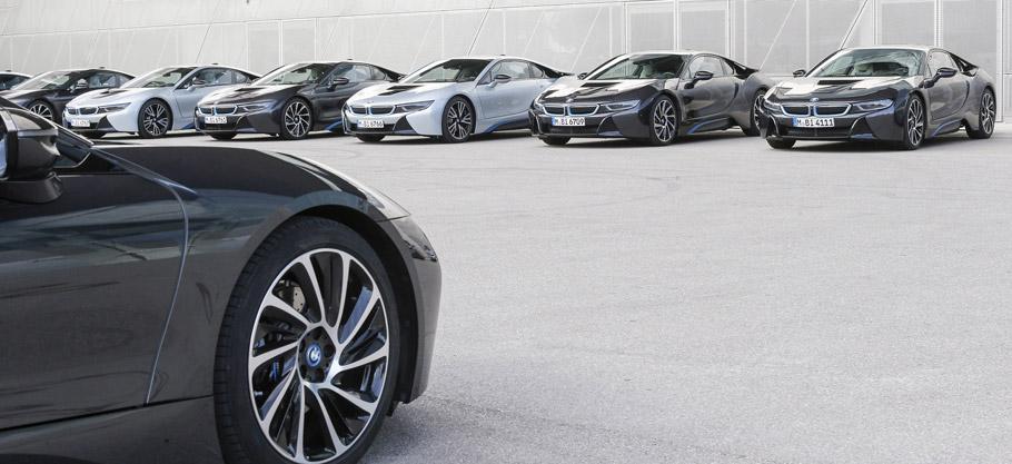 BMW i8s