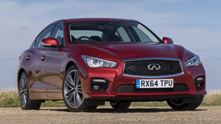 Infiniti Q50 and Q60 Models Will Benefit From Fresh New Engines