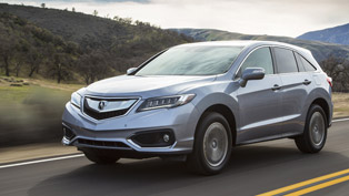 Acura Proudly Presents 2017 RDX Beast