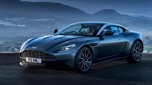 Aston Martin DB11 is a Thing of a Beauty in Geneva [w/video]