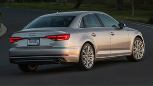 2017 audi a4 embraces the rock and roll lifestyle [w/videos]