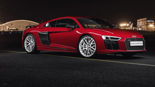 "2017 Audi R8 Was Recognized As ""2016 World Performance Car"""