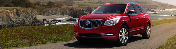 2017 Buick Enclave Sport Touring Edition Will Make Its Global Debut at New York Show