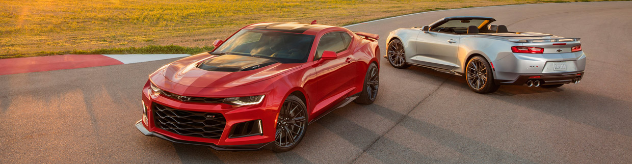 2017 Camaro ZL1 Convertible  and Coupe - Image 1