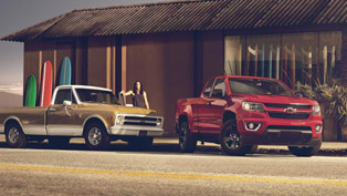 Chevrolet Colorado Gets a Hot Summer Special Edition