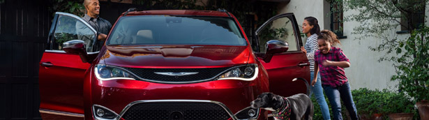 2017 Chrysler Pacifica can Now be Yours for $28,595 USD