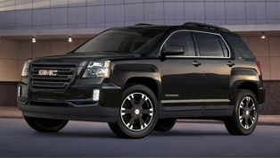 gmc announces details about the terrain night edition model