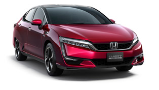 2017 Honda Clarity Fuel Cell: Fine Exterior and Improved Drivetrain System