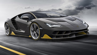 Lamborghini Centenario Takes Minds and Hearts at the Geneva Motor Show