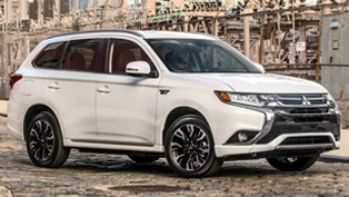 Two Mitsubishi Models Mark Brand's Dedication to Perfection