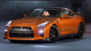 2017 nissan gt-r breaks cover at the new york auto show [w/videos]